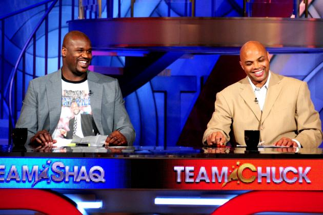Team Chuck vs. Team Shaq: Which 2013 Rising Stars Squad Has the Edge?