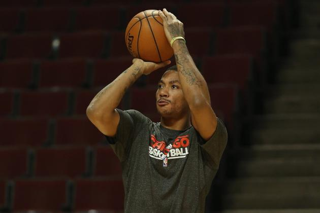 Should Derrick Rose Be in Chicago Bulls' Starting Lineup as Soon as He Returns?