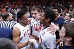 Watch Illini Sink No. 1 Hoosiers on Buzzer-Beater