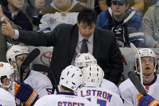 Jack Capuano Post Game 2/7/2013 Video - NHL VideoCenter - NY Islanders