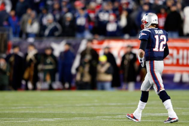 Tom Brady's Recent Playoff Failures: Do Not Hurt Legacy