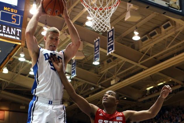 Duke Defeats NC State, 98-85