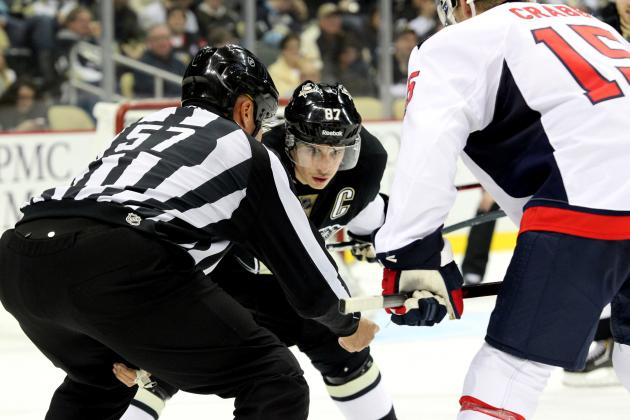 Penguins 5, Capitals 2