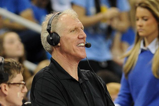 Bill Walton Calls out Ben Howland During UCLA Game