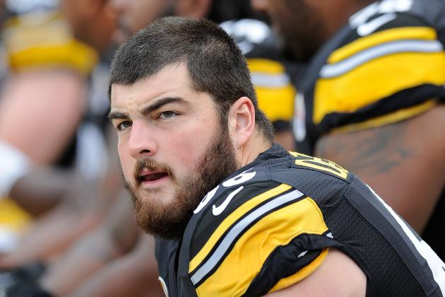 Pittsburgh Steelers: Improvements to the Offensive Line Will Open Up Offense
