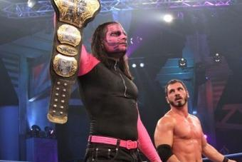 Report: Jeff Hardy Signs Long-Term Deal with TNA