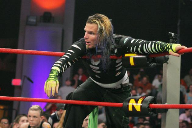TNA News: Jeff Hardy Contract Signing