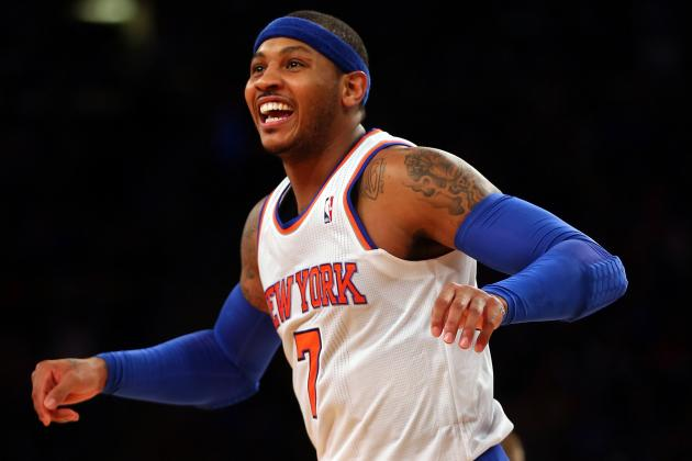 What Would Winning a Championship Do for Carmelo Anthony's Legacy?