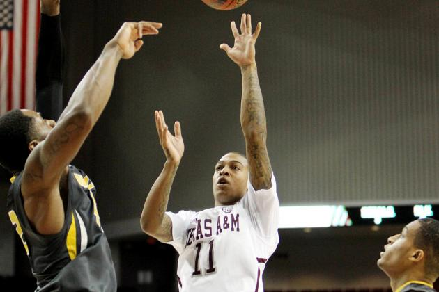 A&M Survives to Keep Missouri Winless on Road