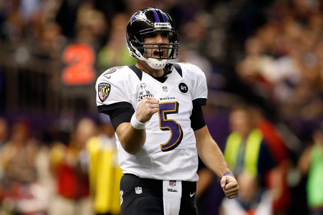 Baltimore Ravens: Joe Flacco Isn't Clutch or Elite...Pay Him Anyway