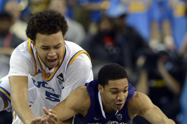 UCLA 59, Washington 57