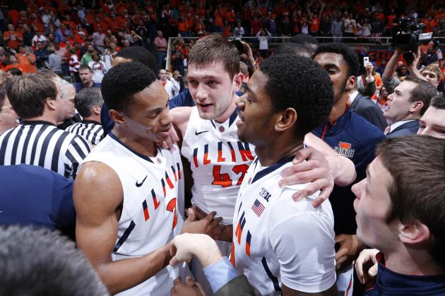 Illinois Fighting Illini Basketball: How Good Are the Fighting Illini?