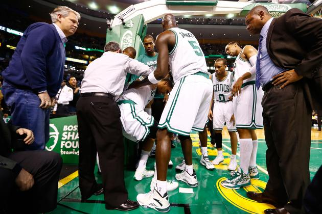 The Celtics and Lakers Are Handling Their Injuries Very Differently