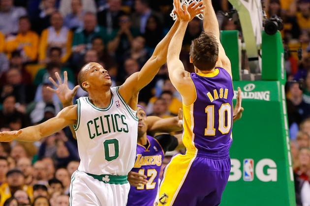 Bradley's D Frustrates Nash, Sparks C's