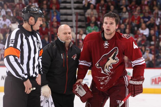 Phoenix Coyotes Suffer Blowout Loss at Home to Chicago Blackhawks