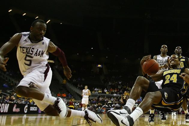 Mizzou's Road Woes Extend at A&M
