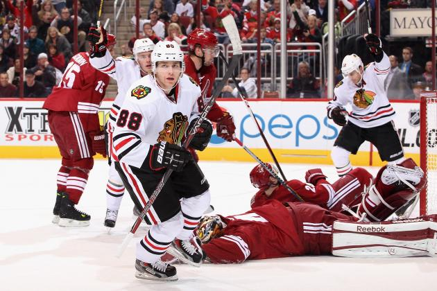 Chicago Blackhawks: Dominant Win Is the Best Revenge Against Coyotes