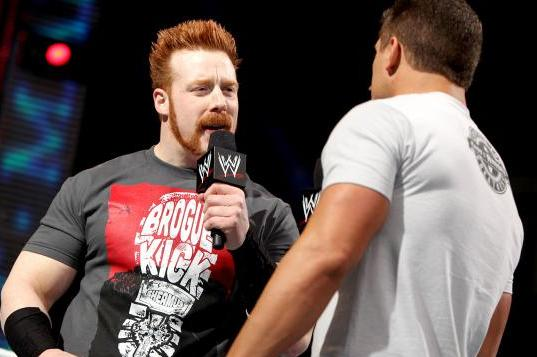 Sheamus Is Being Overlooked by WWE Creative Department