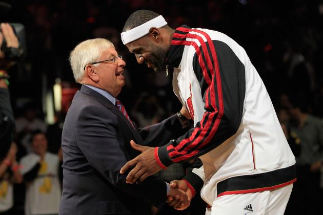 What's David Stern and the NBA's Worst Nightmare?
