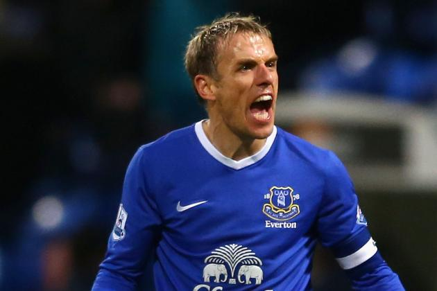 Phil Neville Is Still Considering Whether to Extend His Career at Everton
