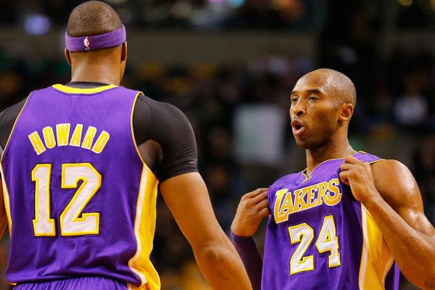 Partners in Time? Kobe Bryant and Dwight Howard Were Both Right