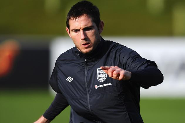 Lampard Sets Sights on World Cup