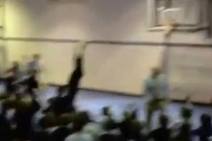 Clutch First Grader Sinks a Free Throw, School Gets the Whole Day off