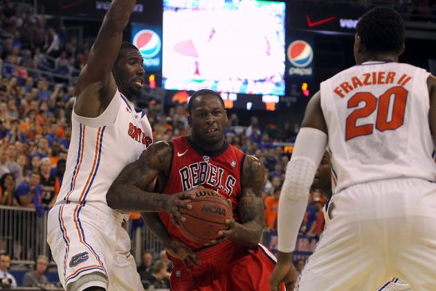 Ole Miss Rebels' Road to 2013 SEC Basketball Tournament
