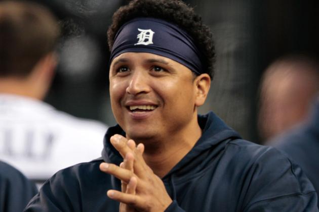 Tigers' Victor Martinez 'looks Unbelievable' Taking Cuts in Lakeland