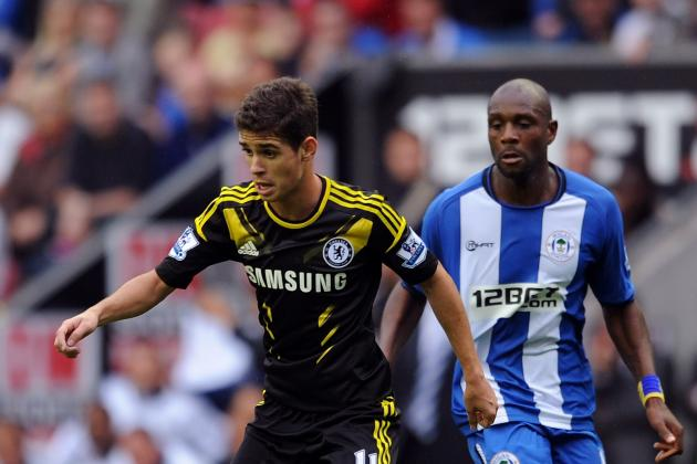 Picking the Best Chelsea XI to Knock Down Wigan Athletic