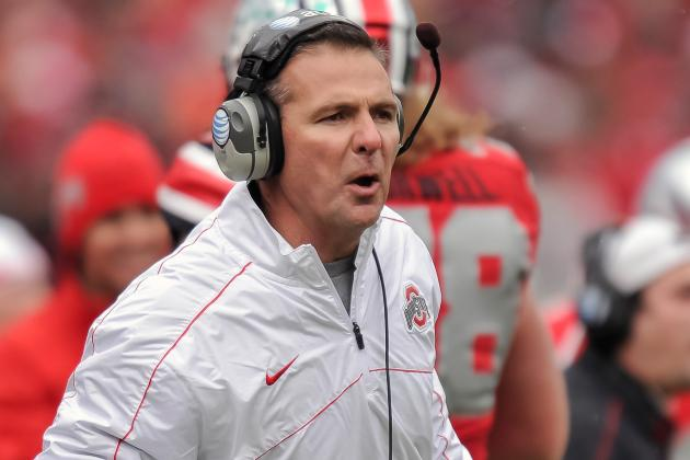 Urban Meyer Says the Rest of the Big Ten's Recruiting Isn't Good Enough