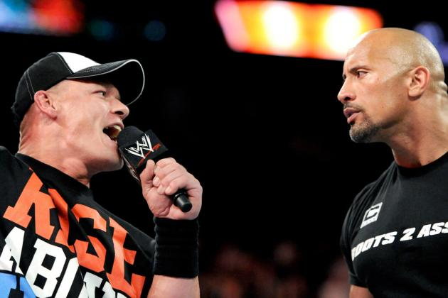 John Cena vs the Rock 2 Was Inevitable