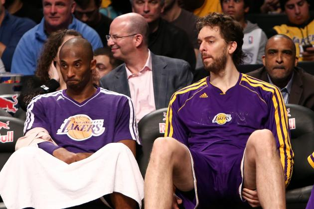 Pau Gasol Injury: Los Angeles Lakers Must Sign Replacement for Big Man