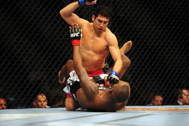 Danny Castillo Determined to Bounce Back Against Sass at UFC on Fuel TV 7