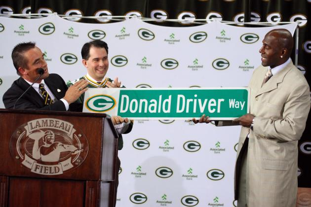 'Donald Driver Day' in Wisconsin