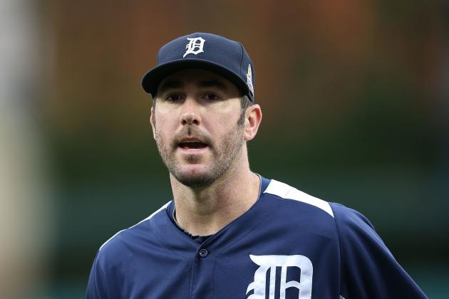 Justin Verlander Responds to Felix Hernandez's Historic Contract