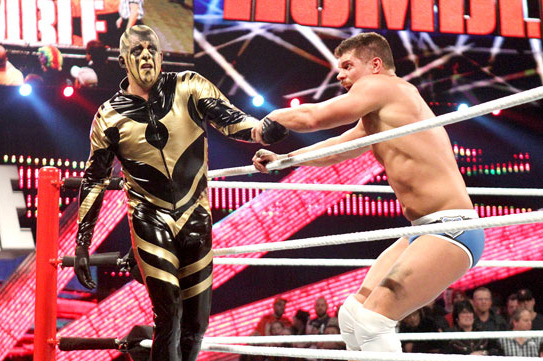 Goldust Says Decision on WrestleMania Match with Cody Rhodes Is Not His to Make