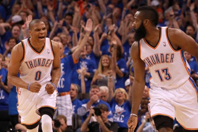 Westbrook and Harden to Reunite