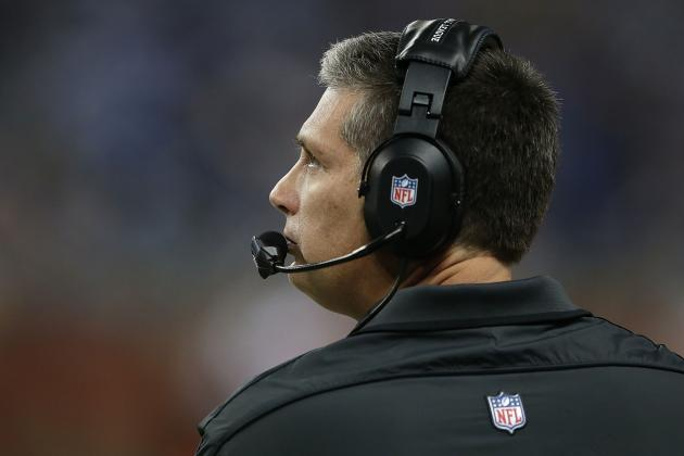 Lions' Jim Schwartz: 'I Wouldn't Call It Rebuilding'