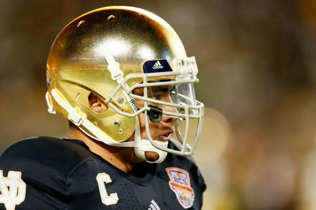 Debate: Should Chicago Draft Manti Te'o to Replace Urlacher?