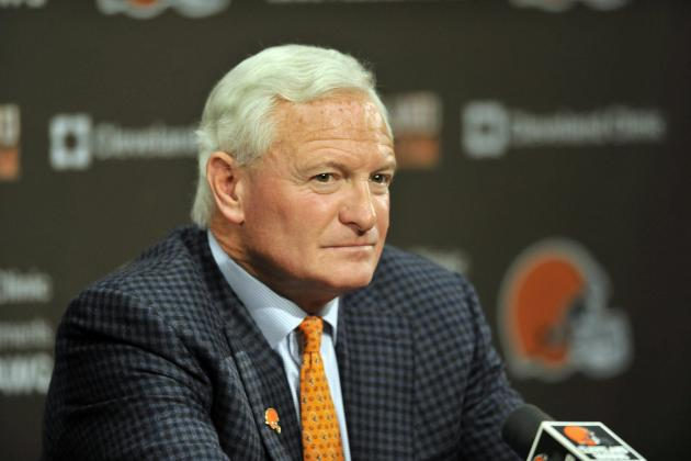 Hiring of Coaching Staff Complete; Owner Jimmy Haslam Gives Speech