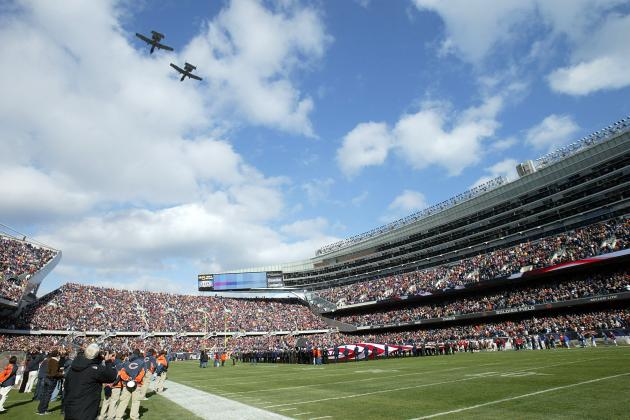 Bears Announce New Ticket Prices for 2013 Season