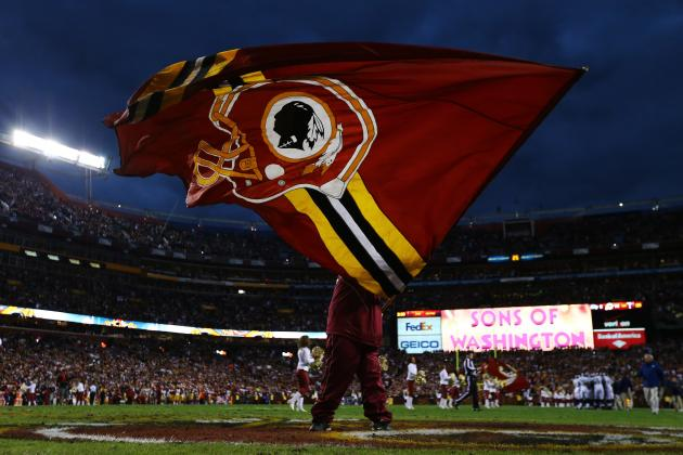 Washington Redskins Nickname Comes Under Fire Again, and More NFC East News