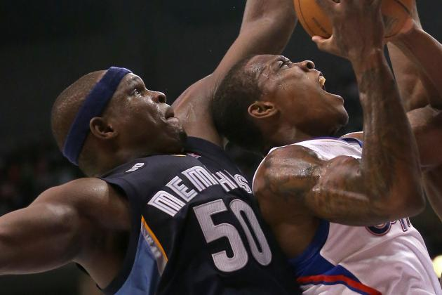 Grizzlies Say They Won't Move Zach Randolph