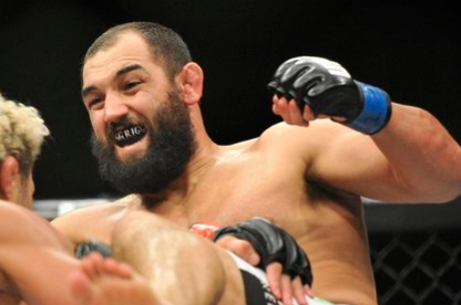 Johny Hendricks on 'Idiot' GSP: 'He's Paid to Fight and He's Paid to Fight Me'