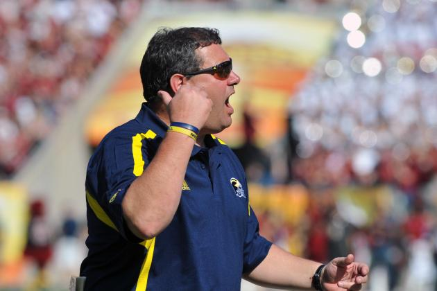 Michigan's Brady Hoke on Recruit Flipping: It'll Keep Happening