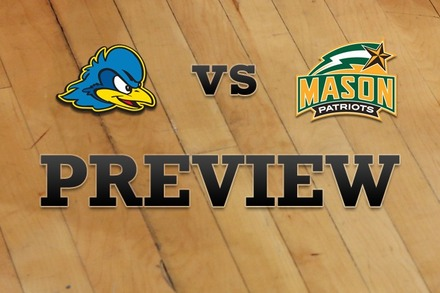 Delaware vs. George Mason: Full Game Preview