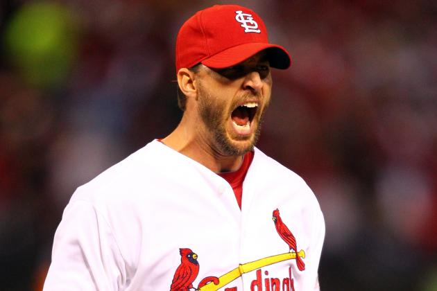 "Adam Wainwright and Cardinals Have ""Ongoing"" and ""Casual"" Contract Talks"