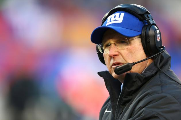 New York Giants Have NFC's Easiest Schedule in 2013
