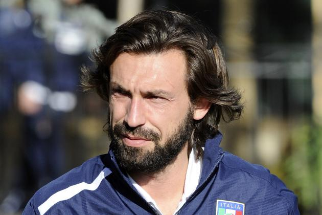 Pirlo a Doubt for Juventus